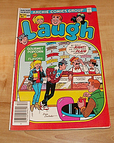 Archie Series: Laugh Comic Book No. 380