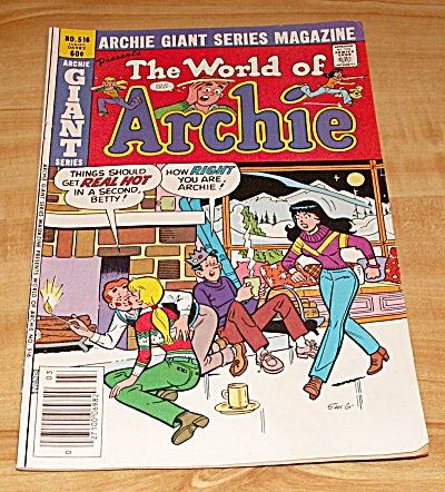 Archie Giant Series: The World Of Archie Comic Book No. 516