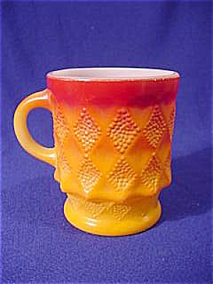 Fire King Vintage Kimberly Mug