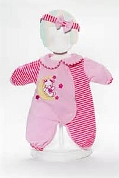 Madame Alexander Sweet Baby Nursery Sleepytime Pj's For Dolls
