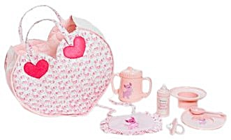 Madame Alexander Sweet Baby Nursery Hungry Baby Accessory Set