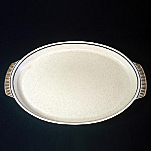 Lenox Percussion Oval Roaster Platter