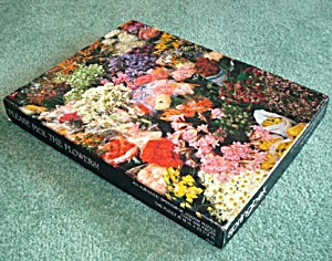 Springbok Please Pick The Flowers 500 Piece Jigsaw Puzzle