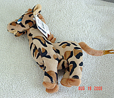 Precious Moments Co. Georgiana Giraffe Bean Bag Pal