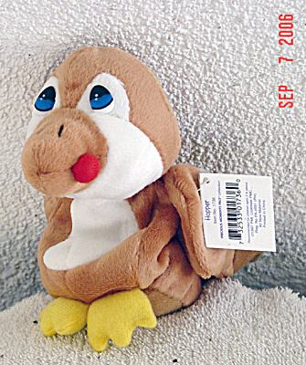 Precious Moments Co. Hopper The Bird Bean Bag Pal Plush