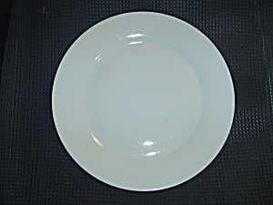 Pottery Barn Caterer's Box Dinner Plate White