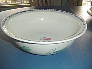 Pfaltzgraff Summer Garden Large Salad, Serving Bowl