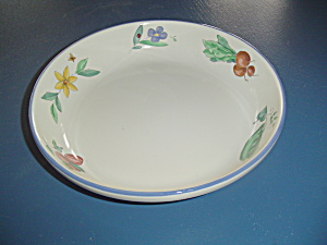 Pfaltzgraff Summer Garden 9 In. Pie Serving Plates