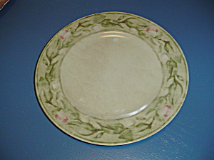 222 Fifth Rose Bouquets Dinner Plates