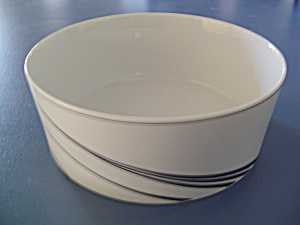 Block Bernarda White Pearl Serving Bowls