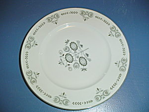 Franciscan Heritage Bread And Butter Plates