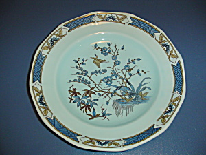 Adams Calyx Ware Ming Toi Dinner Plates