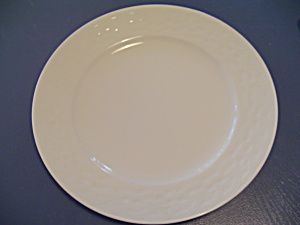 Mikasa Studio Nova French Basket White Dinner Plates