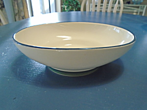 Pfaltzgraff Ocean Breeze Oval Serving Bowl