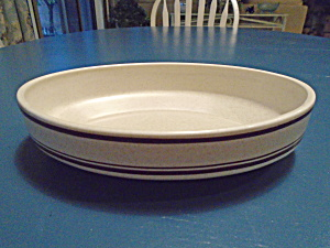 Lenox Temperware Vintage Cottonwood Oval Serving Bowl