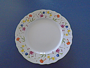 Denby Tea Party Dinner Plates Made In Portugal