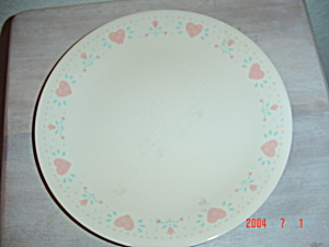 Corelle Forever Yours Lunch Plates 8.5 In.