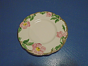 Franciscan Desert Rose Bread And Butter Plates Usa