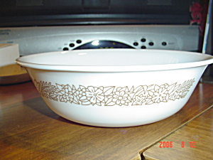 Corelle Woodland Brown Cereal Bowls