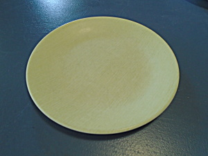 Corelle Infinia Yellow Lunch Plates