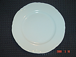 Hutschenreuther Lorenz Bread And Butter Plates
