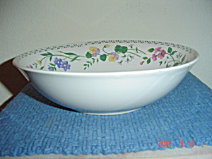 Farberware English Garden 225 Serving Bowl