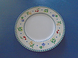 Interiors Orchard Fruits Dinner Plates
