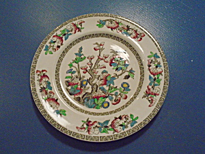 Johnson Bros. Indian Tree Dinner Plates 10 In.
