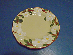 Stangl It's Dogwood Dinner Plates