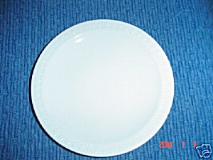 Centura Sculptured Rim Lunch Plates