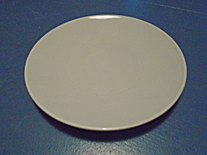 Thomas O'brien Vintage Modern Soft Grey Dinner Plates