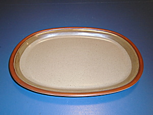 Mikasa Country Cabin Oval Platter