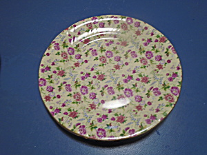 Baum Bros. Formalities Chintz Salad Plates