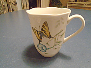 Lenox Butterfly Meadow Swallowtail Mug