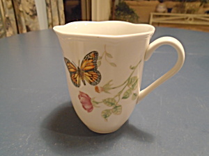Lenox Butterfly Meadow Monarch Mugs