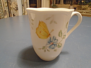 Lenox Butterfly Meadow Dragonfly Mugs