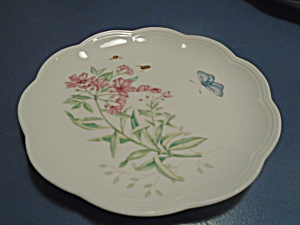 Lenox Butterfly Meadow Swallowtail Lunch Plates