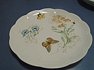 Lenox Butterfly Meadow Monarch Dinner Plates