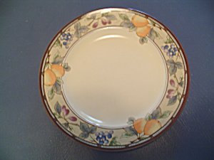 Mikasa Garden Harvest Bread And Butter Plates