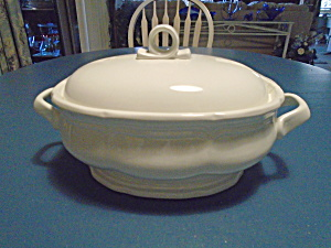 Mikasa French Countryside 2.5 Qt Covered Casserole