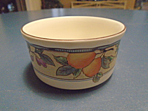 Mikasa Garden Harvest Individual Souffle Bowls