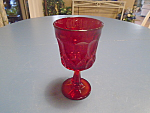 Noritake Perspective Red Water Goblets