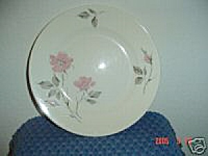 Knowles Dawn Rose Dinner Plates