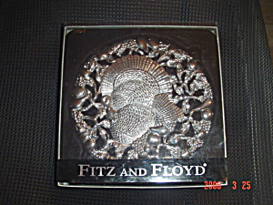 Fitz And Floyd Harvest Coll Metal Trivet