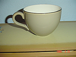 Pagnossin Taupe/white/black Huge Cup