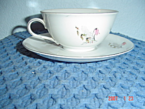 Royal Duchess Mountain Bell Bavaria Cups And Saucers