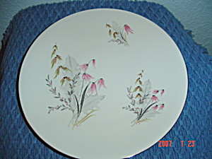 Royal Duchess Mountain Bell Bavaria Dinner Plates