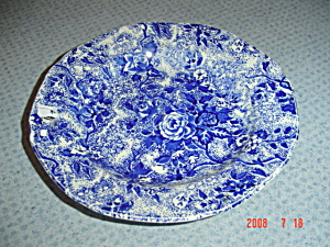 Laura Ashley Chintzware Dinner Plate - Damaged