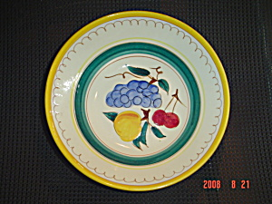 Stangl Fruit Serving Bowl