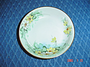 Nippong Hand Painted Dessert Bowls